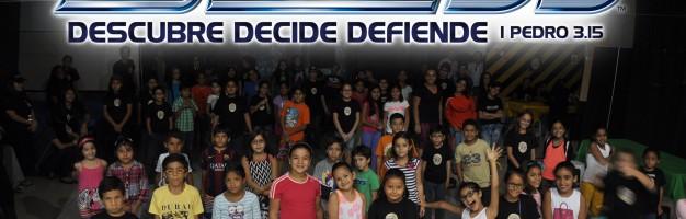 Agencia D3 Escuela Bíblica Vacaciones 2015