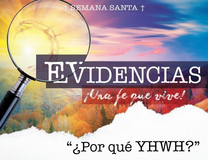 ¿Por qué YHWH?